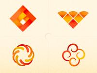 Unused symbols and marks