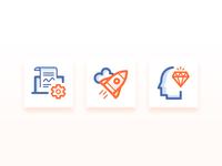 Presentation Icons / Opendigits