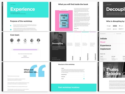 Author Website Pages Collection uidesigns ux uxdesign illustration web design user interface corporate business landing page map author website