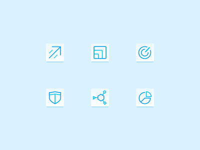 Animated Icons.  Logrange Project principle app microinteraction user interace ui  ux webdesign animation icons