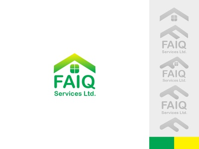 Home Renovation Services Logo Design renovation home management property colorful branding design logo