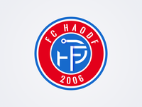 H.D.F Football Club Logo