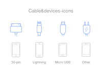 Cable&devices-icons