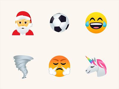 Joypixels - 05 mograph loop emoticons emoji set emoticon emojis emoji 2d animation