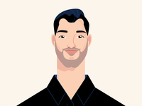 Animated Email Signature - Simon