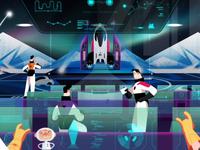 Animagic - Command Center
