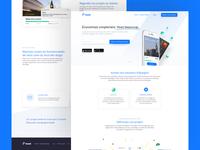 Yeeld App | LandingPage