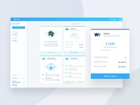 WeSave | Simple Dashboard