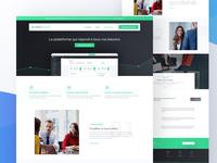 WeSave   Business LandingPage