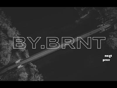 2k19 by.brnt glitchy glitch transition simple web design font design minimalism minimal landing page landing portfolio drone motion design motion video slider animation ui