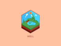 Isometric : Well