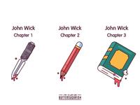 John Wick Weapons