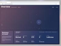Cloud Dashboard UI