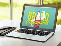 Brand Champions Homepage