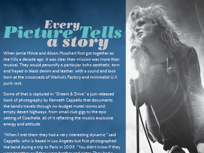 Third Man Records Newsletter (inside)