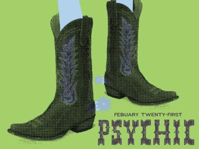 Psychic Wheels Flyer (local love)