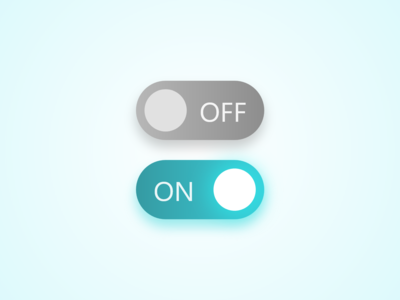 #DailyUI 15 — On/Off Switch