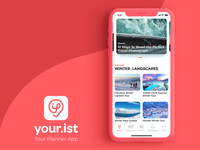 your.ist - Tour Planner App