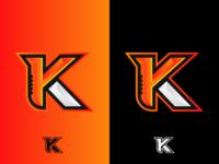 K Esport Logomark
