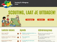Scouting website