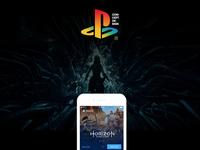 PlayStation Store Mobile Concept Design