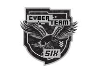 Cyber Team 6 Badge