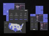 Travel Guide UI/UX/Website design