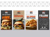 Aussie Grill Digital Marketing Screens Pt 2