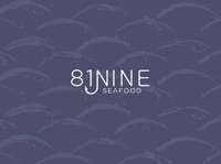 81NINE - An Exploration in Upscale Seafood Branding