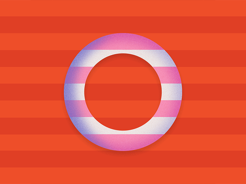 O Letter letter typography days 36 type o