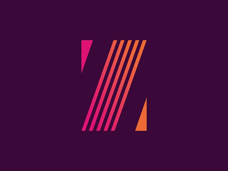 Z Letter lettering typography days 36 type z letter
