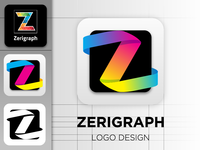 Zerigraph Logo Design