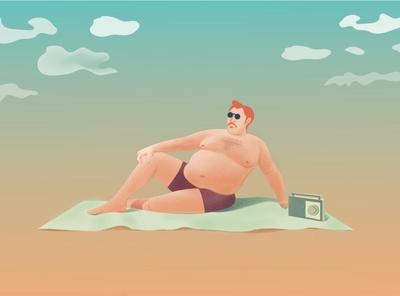 The Beach Man in SYD