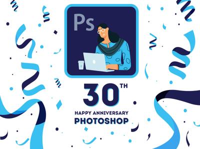 Adobe Photoshop 30th Anniversary