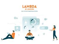 LAMBDA BY GROFERS