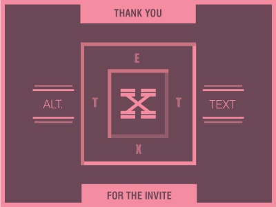 Thank you for the invite @alttext @benedwards