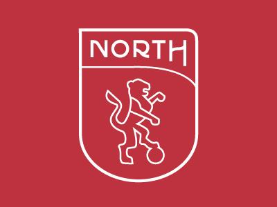 Lakeville North Panthers Soccer: Crest v1