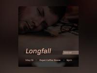 Longfall Solo Show