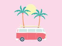 Endless Summer- Road Trip