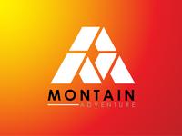 Logo Design - Montain Adventure