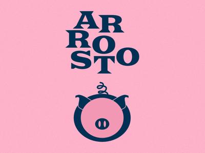 Arrosto Brand Identity