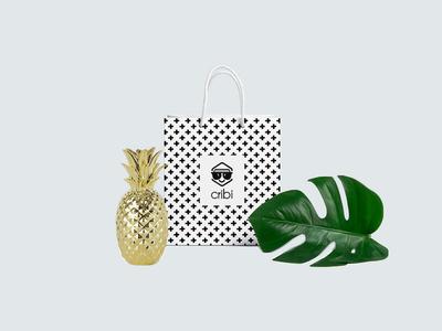 Cribi - Shopping Bag Design