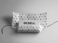 Ocsell Business Card Design