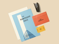 The Bartlett 2015 Cover design