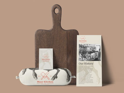 Maur Kitchen Packaging Design