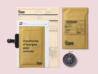 Bron Fabeto Corporate Branding / Packaging design