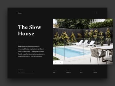 Estate - Residental Page