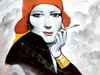 Καπνός - Smoke urban art athens photography τέχνη δρόμου street art graffiti storytelling wall design αθήνα illustration τοιχογραφία σχέδιο φωτογραφία photo retouching