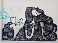 Τοιχογραφία στόν Κεραμεικό - Athens Wall Design