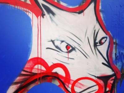 Τοιχογραφία στο Κουκάκι - Athens Wall Design